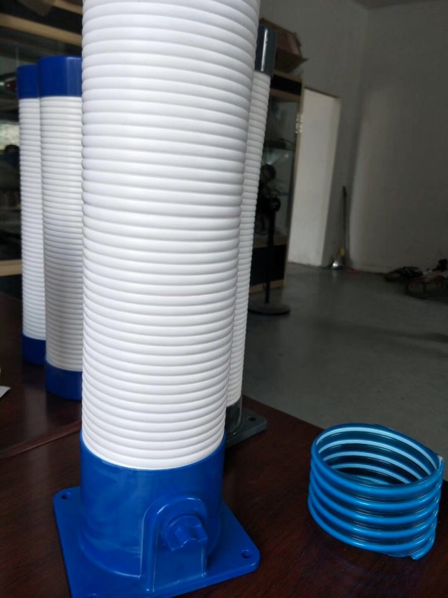 PP Duct Hose Machine for Mobile Air Conditioner