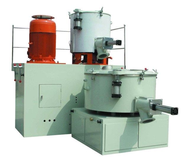Heating/Cooling Mixer
